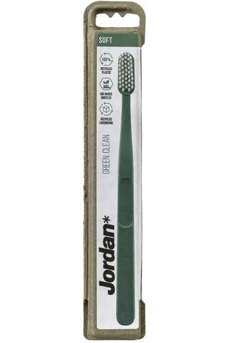 Jordan Green Clean Soft hammasharja 1kpl