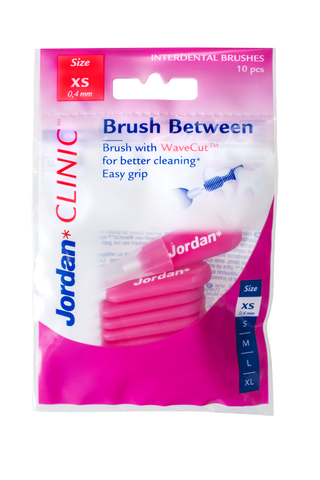 Jordan Clinic Brush Between hammasväliharja...
