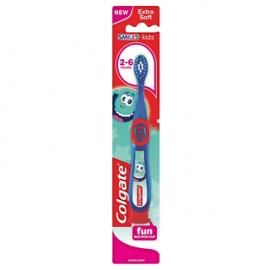 Colgate 2-6 vuotta hammasharja 1kpl