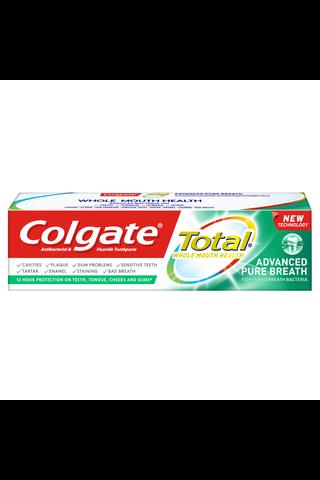Colgate Total Pure Breath hammastahna 75ml