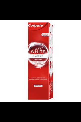 Colgate Max White Expert White hammastahna...