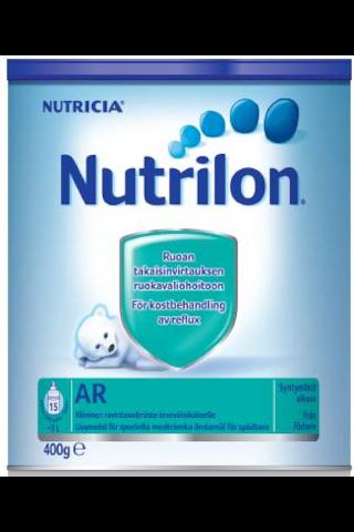 Nutricia Nutrilon 400g AR maitopohjainen...