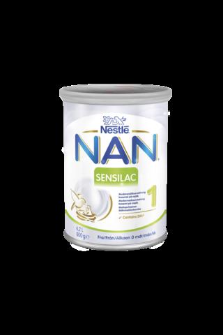 Nestlé Nan 800g Sensilac 1 maitopohjainen...