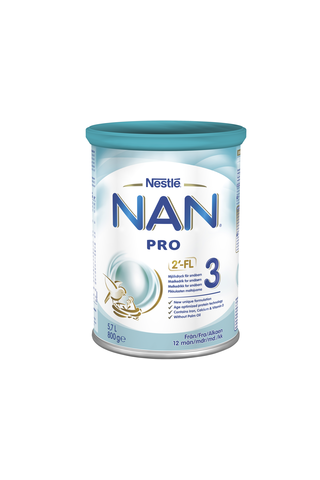 Nestlé Nan 800g Pro 3 käyttövalmis pikkulasten...