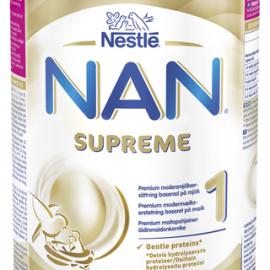 Nestlé Nan 800g Supreme 1 premium maitopohjainen...