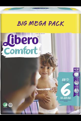 Libero Comfort teippivaippa koko 6, 13-20...