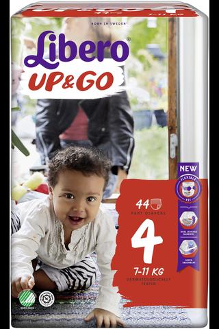 Libero Up&Go housuvaippa koko 4, 7-11...
