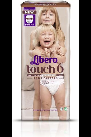 Libero Touch housuvaippa koko 6, 13-20 kg,...