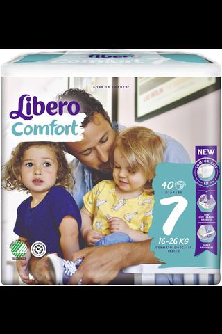 Libero Comfort teippivaippa koko 7, 16-26...