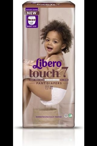 Libero Touch housuvaippa koko 7, 16-26 kg,...