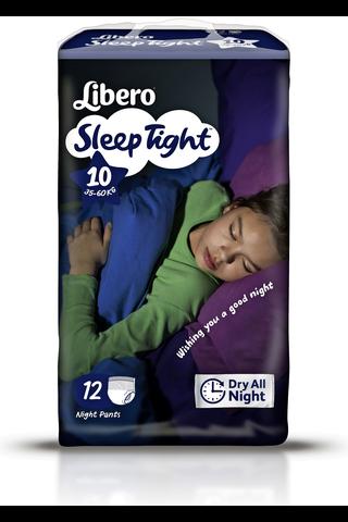 Libero SleepTight Housuvaippa koko 10 35-60kg...