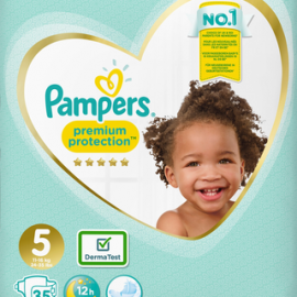 Pampers 35kpl Premium Protection S5 11-16kg...