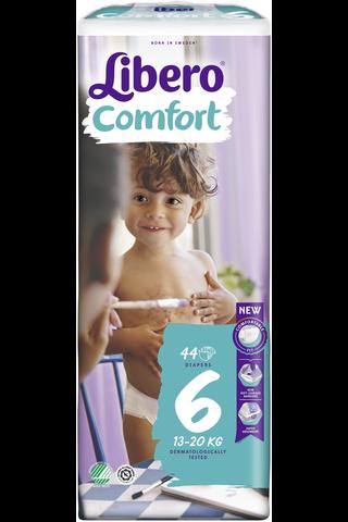 Libero Comfort teippivaippa koko 6, 44kpl,...