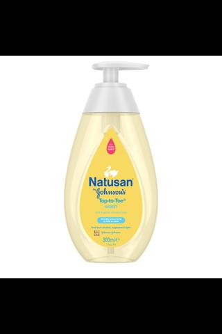 Natusan by Johnson's Top-to-toe pesuneste...