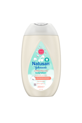 Natusan by Johnson's Cotton Touch Lotion...