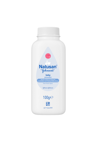 Natusan by Johnson's Baby Powder talkki...