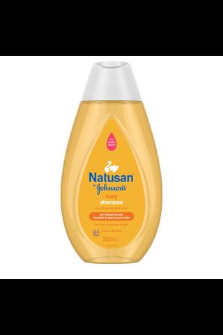 Natusan by Johnson's Baby Shampoo 300ml