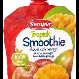 Semper 90g Smoothie Tropisk omenaa ja mangoa...