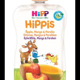 HiPP HiPPiS 100g Luomu Smoothie Persikkaa,...