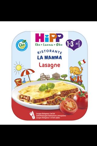 HiPP Luomu Ristorante La Mamma Lasagne; 250g;...