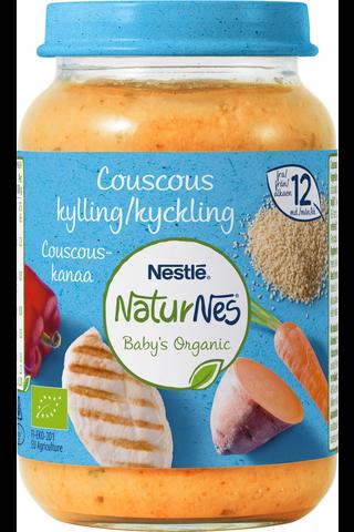 Nestlé NaturNes 190g Luomu Kuskusia ja kananlihaa...