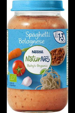 Nestlé NaturNes 220g Luomu Spagettia ja...
