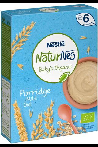 Nestlé NaturNes 240g Luomu mieto kaura puurojauhe...