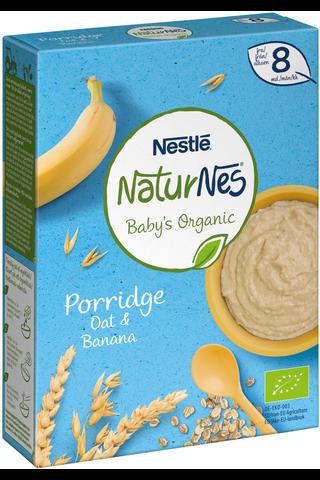 Nestlé NaturNes 240g Luomu mieto kaura ja...